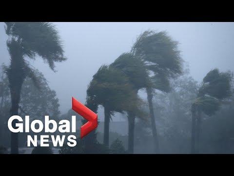 Hurricane Michael makes landfall in Florida