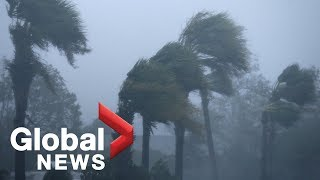 Hurricane Michael makes landfall in Florida