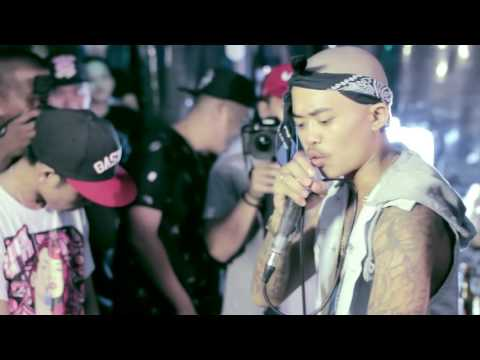 Bahay Katay - Young One Vs Mobb - Rap Battle @ Basagan Ng Bungo