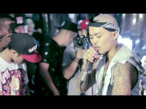 Bahay Katay - Young One Vs Mobb - Rap Battle @ Basagan Ng Bungo