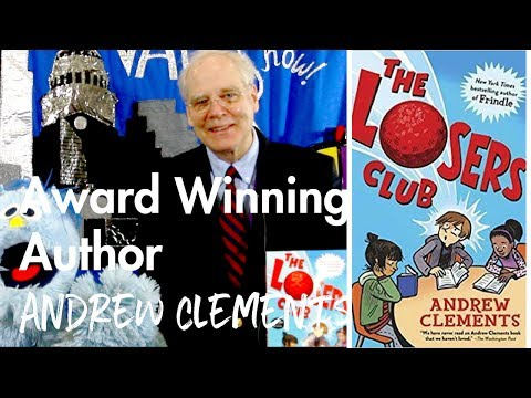 9 million books in print meet prolific author Andrew Clements