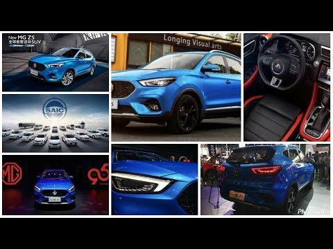 MG ZS 2020 - thương hiệu Anh, sản xuất ở Trung Quốc và sẽ bán ở Việt Nam. 360 xe