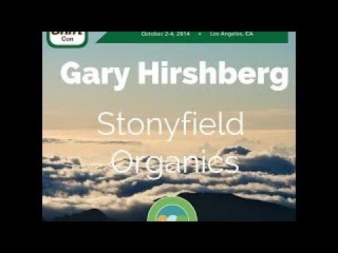 Gary Hirshberg Stonyfield Organics ShiftCon 2017