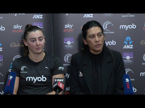 Download Silver Ferns v Aotearoa Men   Match 3 Press Conference