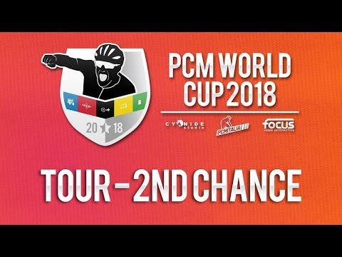 PCM World Cup 2018 - Tour - Second Chance - Group A