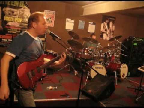 Darwin's Radio in rehearsal 20 Sept 2009