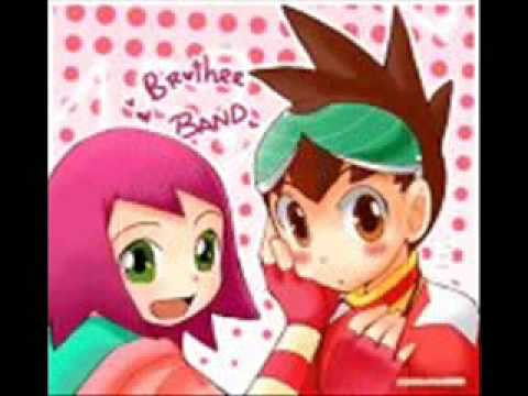 Megaman And Harp Note Sonia And Geo Youtube