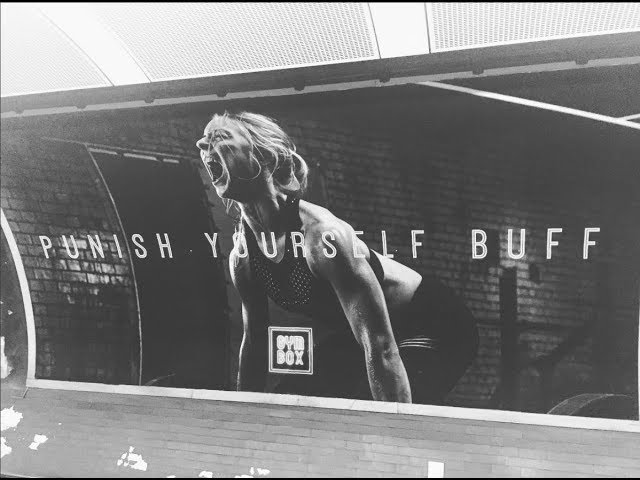 Punish Yourself Buff ♥ Three Cheers For New Years ♥ 17
