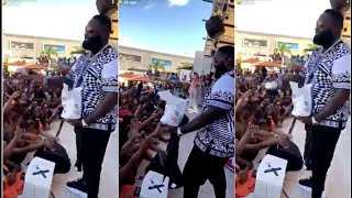 Rick Ross Throws Checkers Burgers Into The Crowd + Birdman Buys Blueface's Manager A Helicopter + Yo