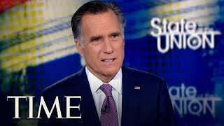 Mitt Romney Says GOP Rep's Call For Impeachment Is 'Courageous' Even As He Disagrees | TIME