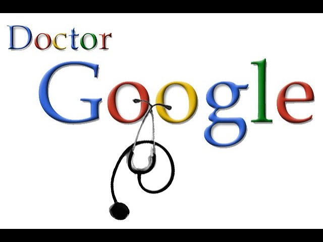 Is Dr. Google  right always? Dr. Rupa Shah
