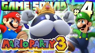 GAME SQUAD | Mario Party 3 - Woody Woods Part 4 (BATTLE TIME!)