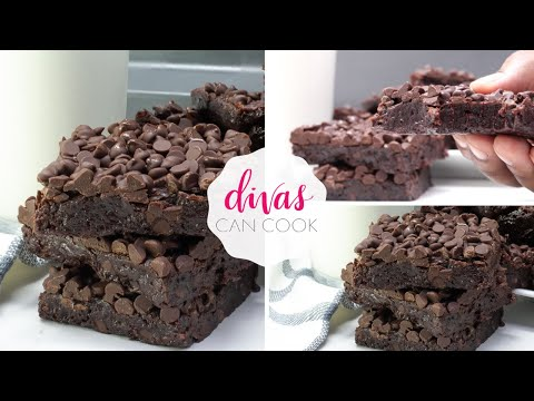 How to Make Fudgy Vegan Brownies