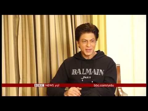 Interview with Bollywood actor Shahrukh Khan - BBCURDU