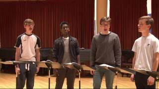 Eton College: The Incognitos - Never Gonna Give You Up