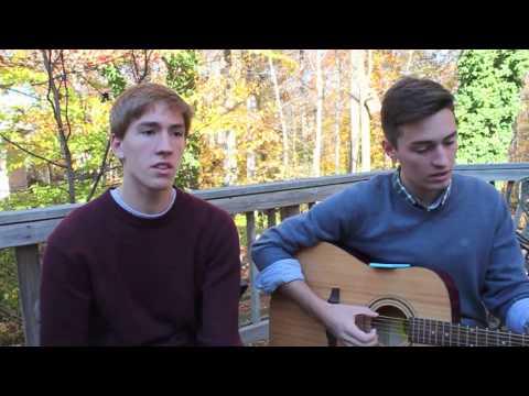 Singing Teenage Brothers by Ian M. Houston