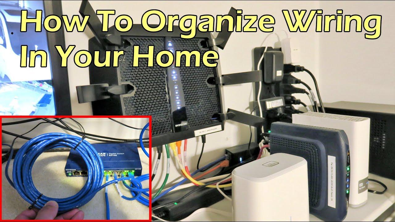 Keep It Clean Wiring