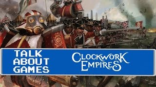 Clockwork Empires (PC) Talk About Games (Sponsored)
