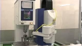 Электрический пресс и SCARA-манипулятор Janome (Япония)(На видеоролике продемонстрирована работа электрического сервопресса Janome (Япония) в комплексе со SCARA-робото..., 2013-05-08T09:09:14.000Z)
