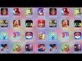 ScaryTeacher,MrNinja,LEGOLegacy,Call of Duty,Spiderman Amazing,MiniWorld,MrMeat,Mario,PokemonGo,PvZ2