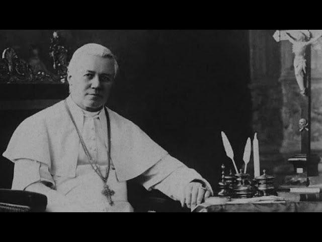 21 sierpnia 2020 - Wspomnienie św. Piusa X - ks. Ryszard Skowronek