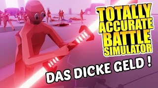 Totally Accurate Battle Simulator - Wir alle werden reich !!!