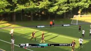 2013 NexGen Ultimate Tour - NexGen vs Seattle Sockeye