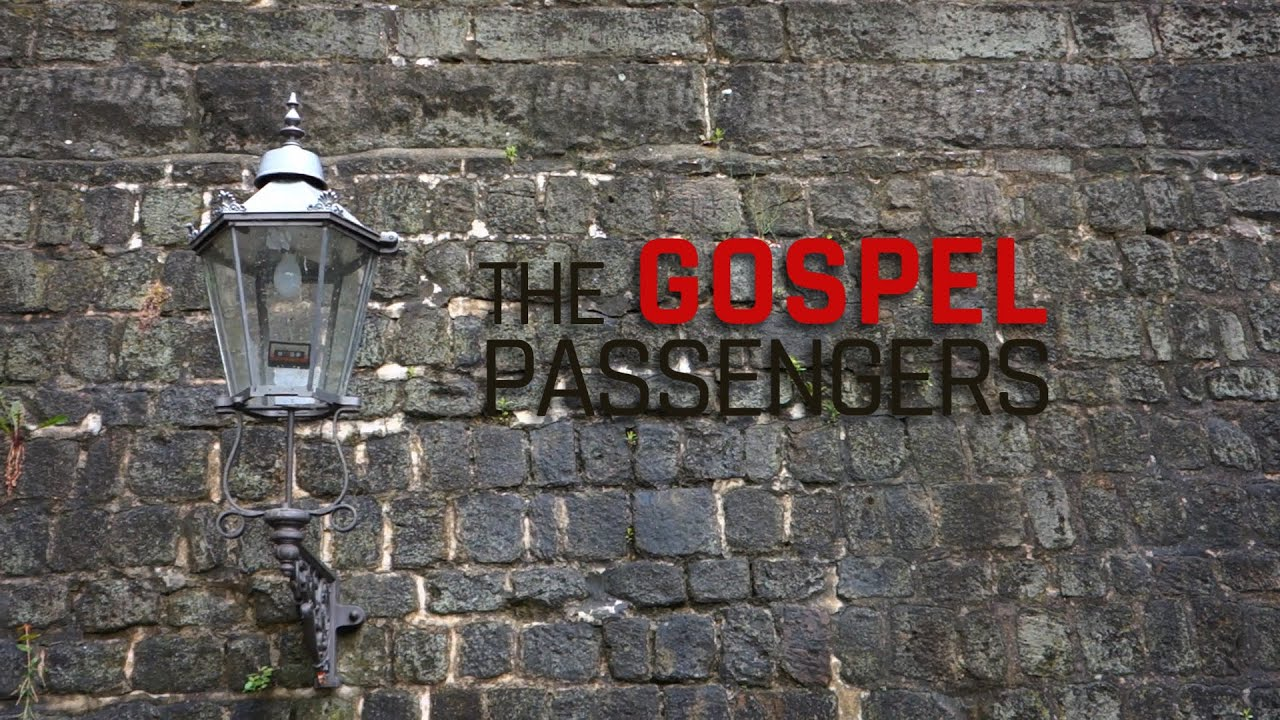 The Gospel Passengers - Dresden 2016