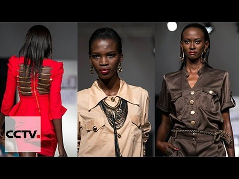 Ugandan fashion designers showcase their creativity