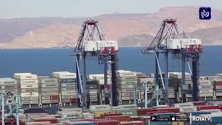 تراجع العجز في الميزان التجاري 5% بدعم من ارتفاع الصادرات في الثلث الأول  - (24-6-2019)