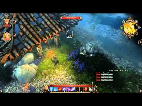 Divinity: Original Sin Co-Op Lone Wolf on Hard. Ep.3