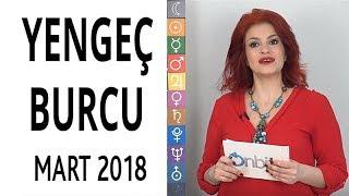 Yengeç Burcu Mart 2018 Astroloji