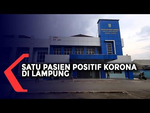 Satu Pasien Positif Corona, Dinkes Lampung Imbau Warga Tetap Tenang
