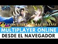 DESCARGA LEAGUE OF ANGELS Heaven's Fury MULTIPLAYER ONLINE | GRATIS Desde el Navegador