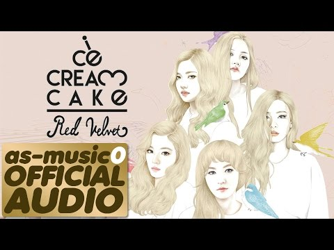 [MP3/DL]03. RED VELVET (레드벨벳) - Somethin Kinda Crazy [The 1st Mini Album 'Ice Cream Cake']