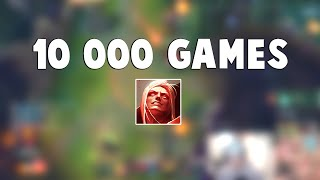 What 10 000 Vlad Games Look Like in League of Legends?  | Funny LoL Series #967