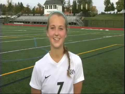 Abby M. King - Soccer/WRA Class of 2018