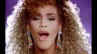 Whitney Houston - Tribute Megamix (VJ Marcos Franco 2012 & Rafael Lelis Megamix Video)