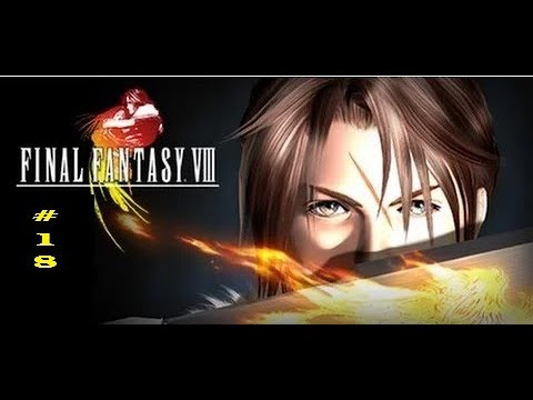 Final Fantasy 8 - D-District Prison - 18