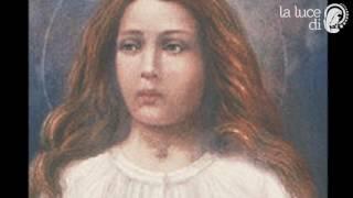 Il santino del giorno - Santa Maria Goretti
