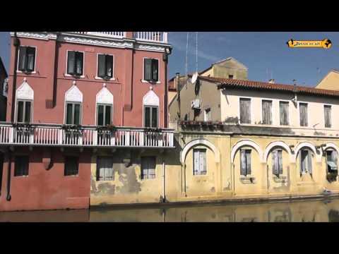 Chioggia - Schöne Lagunenstadt  Klein - Venedig Italien