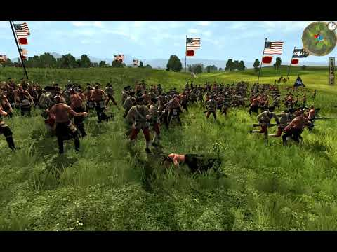 Fighting the British-loyal IROQUOIS CONFEDERACY! Total War:Empire Definitive Edition |