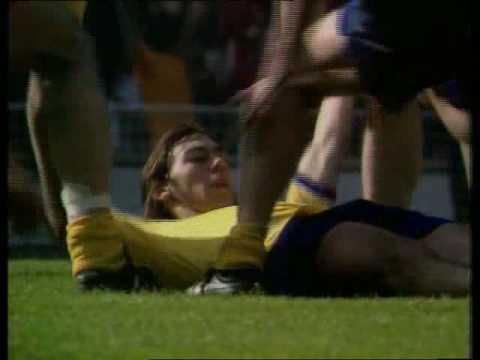 Charlie George goal against Liverpool