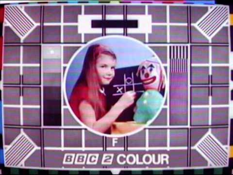 BBC Test Card F YouTube
