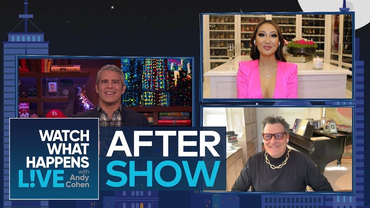 After Show: Tiffany Moon & Isaac Mizrahi's Foot-In-Mouth Moments | WWHL