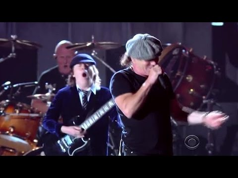 AC/DC Rock Or Bust / Highway To Hell Live at Staples Center L.A.