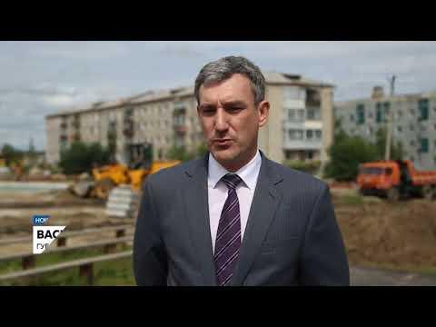 Рабочая поездка Василия Орлова в Шимановск