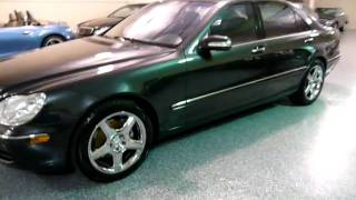 Video 2002 mercedes benz s430 for sale in inglewood ca for 2003 mercedes benz s430 problems