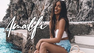 WHAT I WORE & DID IN AMALFI | OUTFIT IDEAS 2019 | MY FAVOURITE VLOG I'VE EVER CREATED ?