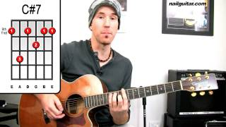 'Billionaire' by Travis McCoy & Bruno Mars Guitar Lesson - Easy Beginners Acoustic Reggae Tutorial